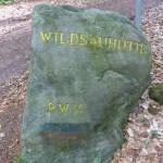 Ri050 Wildsauhuette