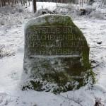 Ri068 Stelle um welche General von Pfau am 13-Juli1794 fiel