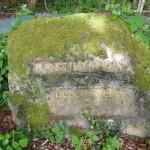 Ri161 R-F- Stiftswald Geburtsstaette des Reg-Dir- v- Ritter 1836