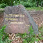 Ri227 Alte Strasse Keltenzeit Mittelalter