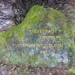 Ri254 Speyerbach-Ursprung - Flosswoog mit Schleuse