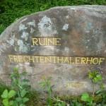 Ri275 Ruine Frechtenthalerhof